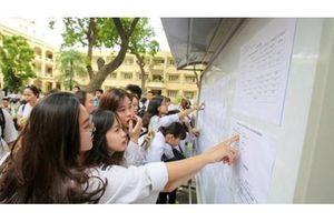 Có 1265 thí sinh bị điểm liệt môn Ngữ văn trong kỳ thi THPT quốc gia 2019