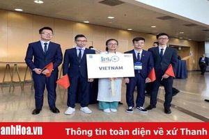 Nữ sinh Trường THPT Chuyên Lam Sơn đoạt huy chương Vàng tại Kỳ thi Olympic Vật lý Quốc tế 2019