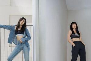 Tú Hảo, Thiên Nga, Song Luân cá tính với trang phục Calvin Klein