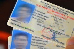 Biên bản xử phạt có thay thế được giấy phép lái xe?