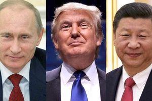 Quốc tế nổi bật: Ông Trump phỏng đoán Tổng thống Putin và Chủ tịch Tập Cận Bình đang ngày đêm cầu nguyện