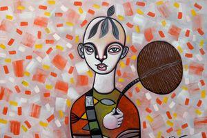 30 tác phẩm tham gia đấu giá nghệ thuật từ thiện 'Tiếp sức đến trường'