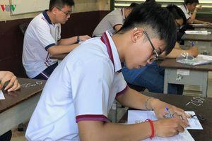 TPHCM: Không có điểm 10 môn Ngữ văn trong kỳ thi THPT Quốc gia