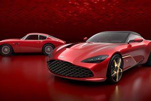 Aston Martin và Zagato ra mắt bản xem trước cho DBS GT Zagato
