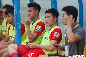 HAGL thua đậm Quảng Ninh, bất lực toàn phần trong ngày rơi xuống vị trí áp chót