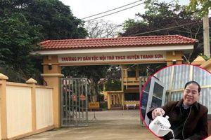 Hiệu trưởng dâm ô với nhiều nam học sinh ở Phú Thọ được tại ngoại