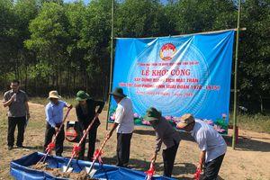 Xây dựng bia Di tích lịch sử Mặt trận dân tộc giải phóng tỉnh Gia Lai