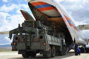 Nga: Giao S-400 cho Thổ Nhĩ Kỳ là phát bắn đầu tiên ở khu vực