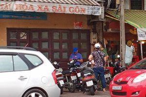 Sát hại vợ trước ga Sài Gòn vì không níu kéo được tình cảm