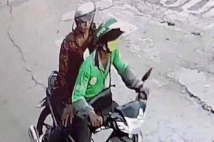 Bắt nghi phạm cắt cổ tài xế GrabBike ở Sài Gòn
