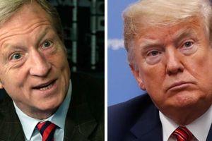 Tỷ phú 'phiên bản Trump' tranh cử tổng thống Mỹ, sẽ chi 100 triệu USD