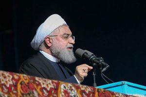 Tổng thống Iran Rouhani bất ngờ ra điều kiện để đối thoại trực tiếp với Mỹ