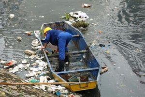 Làm tuyến buýt thủy trên sông Tô Lịch: Kế hoạch ảo tưởng