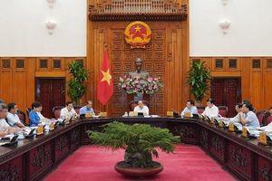 Thường trực Chính phủ họp về bảo đảm cung ứng điện