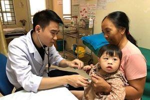 Bệnh viện E khám sàng lọc tim bẩm sinh cho gần 3.000 trẻ em tại Lai Châu
