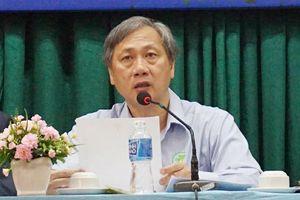 Ông Mai Bá Hùng (Phó Giám đốc Sở VH-TT TPHCM): Sẽ xử lý viên chức theo đúng quy trình
