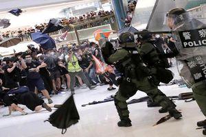 Hong Kong vẫn 'dậy sóng' biểu tình vì dự luật dẫn độ