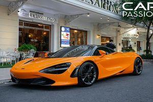 Khám phá xe McLaren 720S gần 20 tỷ của Cường Đô la
