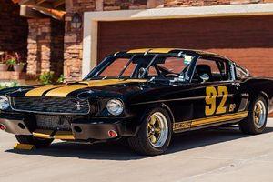 Xe cổ Shelby Mustang 1966 hàng siêu hiếm sắp đấu giá