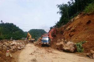 Đề phòng thời tiết phức tạp ở Hòa Bình và Hà Nội