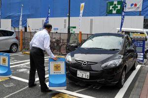 Các công ty chia sẻ xe Nhật đau đầu vì người thuê xe nhưng… không chạy