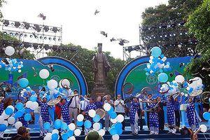 Hà Nội kỷ niệm 20 năm được vinh danh 'Thành phố Vì hòa bình'
