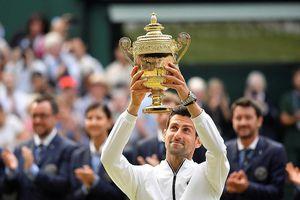 Hạ Federer ở chung kết lịch sử, Djokovic lần thứ 5 vô địch Wimbledon