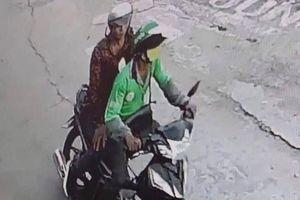 TP HCM: Bắt nghi phạm cứa cổ tài xế GrabBike cướp tài sản