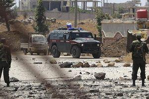 Phiến quân tấn công quân cảnh Nga tại Syria
