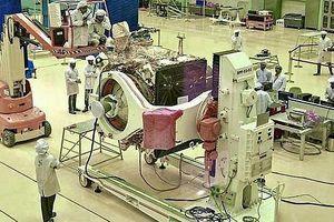 Ấn Độ hủy phóng tàu thăm dò Mặt trăng vào phút chót do lỗi kỹ thuật