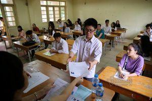 '70% bài thi Lịch sử dưới 5 điểm, mong quý Bộ và thầy cô nhìn thẳng'