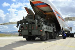 Thương vụ mua S-400: Nga chuyển lô thứ 7 đến Thổ Nhĩ Kỳ