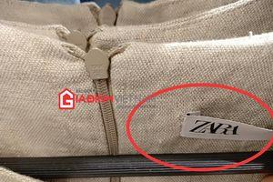 Bài 2: Hãng thời trang Zara nhập nhèm thương hiệu, liên tục đổ lỗi cho khách hàng?