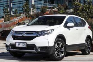 Bán chạy nhất phân khúc Crossover, Honda CR-V có ứng dụng tiện ích gì?