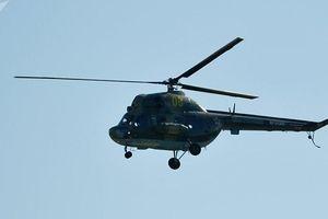 Máy bay trực thăng Mi-2 rơi ở Ukraine, phi công thiệt mạng