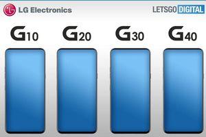 LG sắp cho ra mắt 4 chiếc smartphone dòng G thế hệ mới