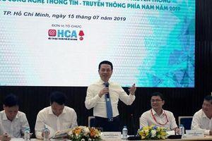 Bộ trưởng Nguyễn Mạnh Hùng: Chuyển đổi số mở ra cơ hội rất lớn