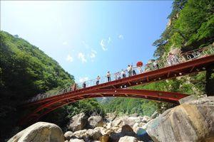Truyền thông Triều Tiên quảng bá du lịch núi Kumgang