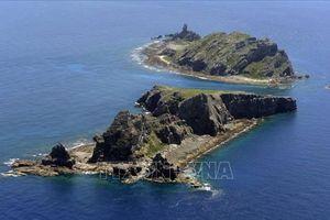 Nhật Bản cáo buộc tàu Trung Quốc tiếp tục xâm nhập lãnh hải