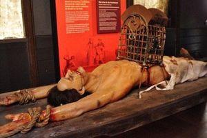 Hãi hùng những phương pháp tử hình tàn khốc nhất lịch sử