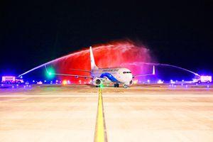 Quảng Ninh: Sân bay Vân Đồn đón gần 125.000 lượt hành khách