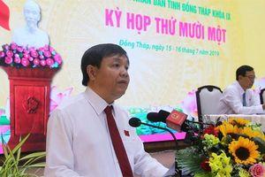 Khai mạc Kỳ họp thứ 11 HĐND tỉnh Đồng Tháp khóa IX