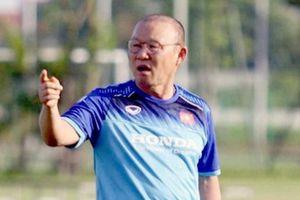HLV Park Hang-seo và bài toán khó ở U23 Việt Nam