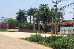 Lạ lùng nhà xưởng, cửa hàng sữa Ất Thảo 'mọc' trên đất trồng cây