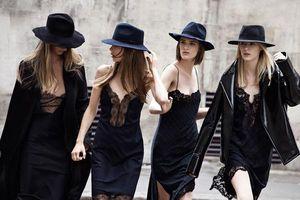Slip dress - chiếc váy tôn vinh vẻ kiêu sa nóng bỏng cho nàng ngực nhỏ