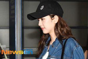 Jennie mặt lạnh khoe eo nhỏ xinh - Jisoo rạng rỡ thân thiện, đọ sắc mỹ nhân 38 tuổi Sung Yuri tại sân bay