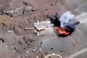 Iran sử dụng UAV, pháo hạng nặng và pháo phản lực tấn công người Kurd ở Iraq