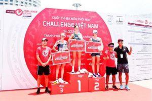 Cuộc thi ba môn phối hợp Challenge Việt Nam lần thứ 2-2019