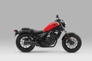 Honda Rebel 300 bổ sung màu mới, giá không đổi