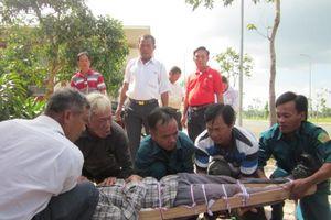Phát huy vai trò của tình nguyện viên sơ cấp cứu Chữ thập đỏ